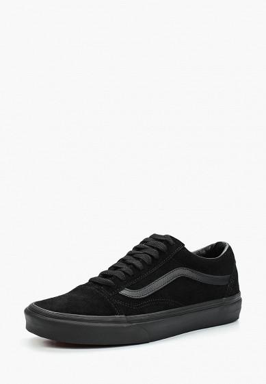 Купить Кеды Vans - цвет: черный, Камбоджа, VA984AUVZS79