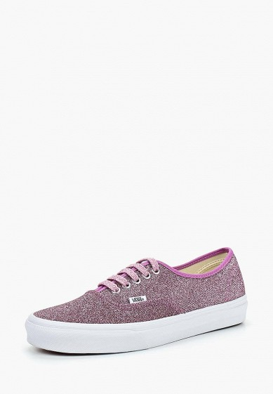 Купить Кеды Vans - цвет: розовый, Китай, VA984AWCAHN4