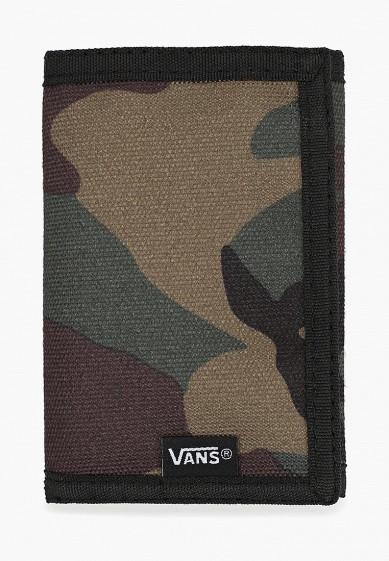 Купить Кошелек Vans - цвет: хаки, Китай, VA984BMCAHR6
