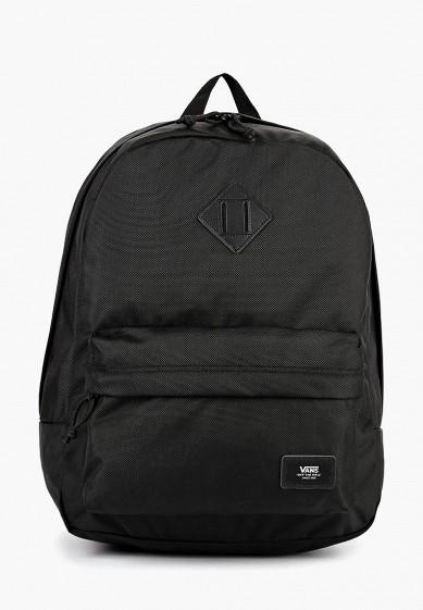 Купить Рюкзак Vans - цвет: черный, Камбоджа, VA984BMCAHS1