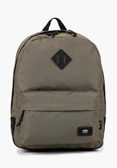 Купить Рюкзак Vans - цвет: зеленый, Камбоджа, VA984BMCAHS2