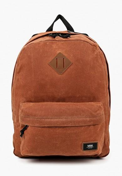 Купить Рюкзак Vans - цвет: коричневый, Вьетнам, VA984BMCAHS5