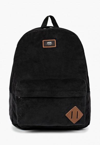Купить Рюкзак Vans - цвет: черный, Вьетнам, VA984BMCAHT5