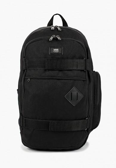 Купить Рюкзак Vans - цвет: черный, Вьетнам, VA984BMCAHT8