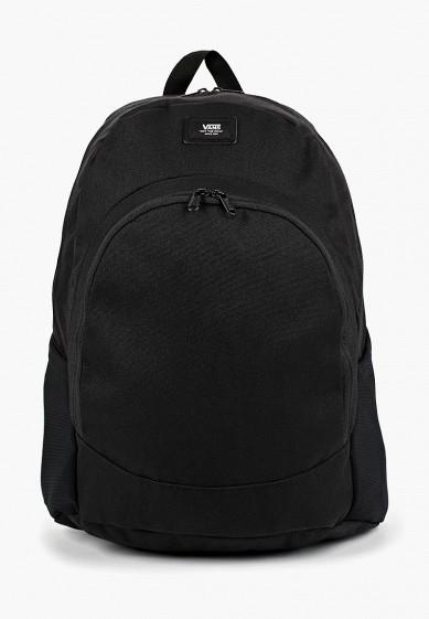 Купить Рюкзак Vans - цвет: черный, Вьетнам, VA984BMCAHU1