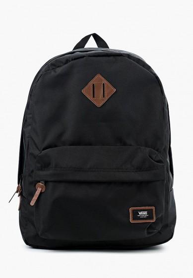 Купить Рюкзак Vans - цвет: черный, Вьетнам, VA984BMJUP50