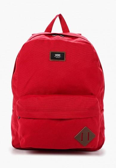 Купить Рюкзак Vans - цвет: красный, Индонезия, VA984BMVZR29