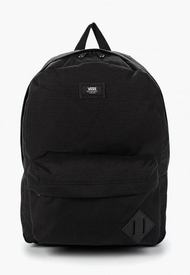 Рюкзак Vans - цвет: черный, Камбоджа, VA984BMVZR45  - купить со скидкой