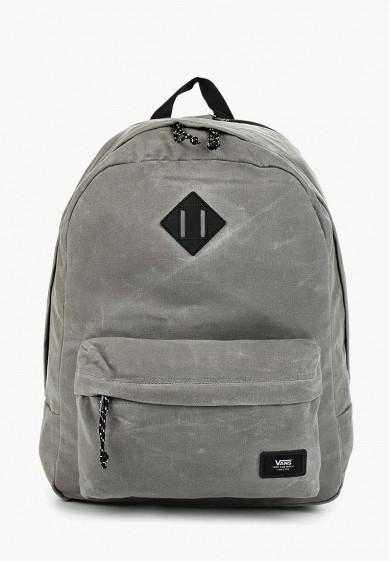 Рюкзак Vans - цвет: серый, Швейцария, VA984BUAJWP5  - купить со скидкой