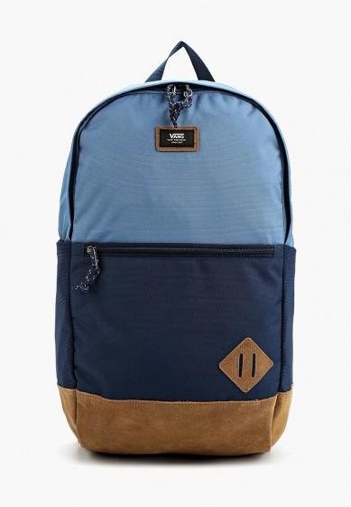 Купить Рюкзак Vans - цвет: синий, Швейцария, VA984BUAJWP9