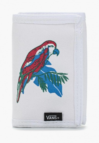 Купить Кошелек Vans - цвет: белый, Швейцария, VA984BUAJWS0