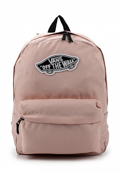 Купить Рюкзак Vans - цвет: розовый, Камбоджа, VA984BWAJWS4
