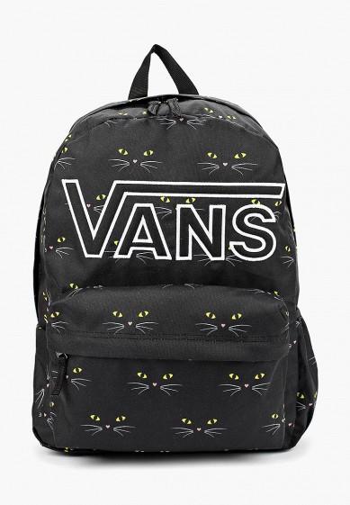 Купить Рюкзак Vans - цвет: черный, Вьетнам, VA984BWAJWT5