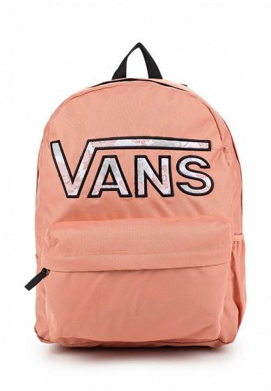 Купить Рюкзак Vans - цвет: розовый, Вьетнам, VA984BWAJWT6