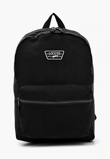 Купить Рюкзак Vans - цвет: черный, Камбоджа, VA984BWAJWT7