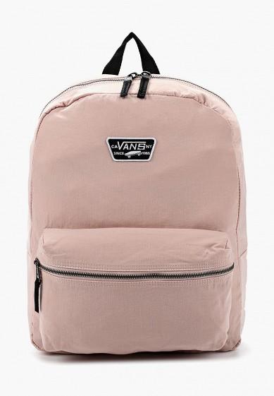 Купить Рюкзак Vans - цвет: розовый, Камбоджа, VA984BWAJWT8