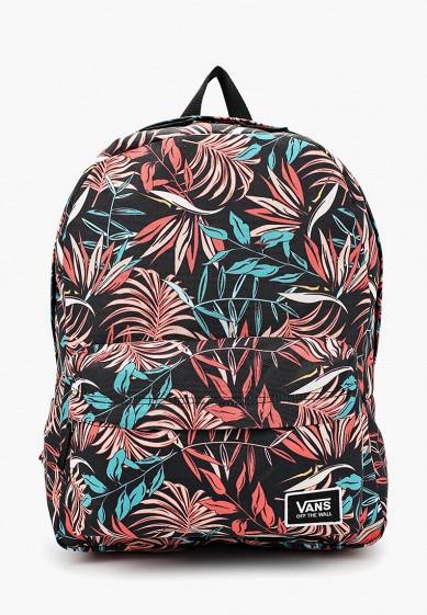 Рюкзак Vans - цвет: черный, Камбоджа, VA984BWAJWU3  - купить со скидкой