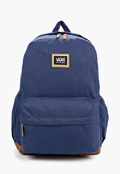 Купить Рюкзак Vans - цвет: синий, Камбоджа, VA984BWCAHY8