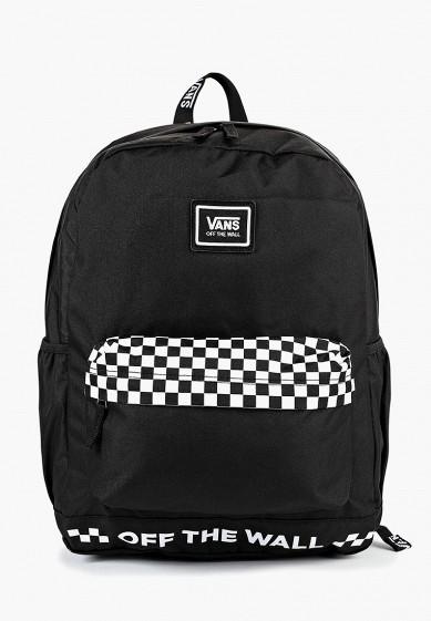 Купить Рюкзак Vans - цвет: черный, Вьетнам, VA984BWCAHZ5