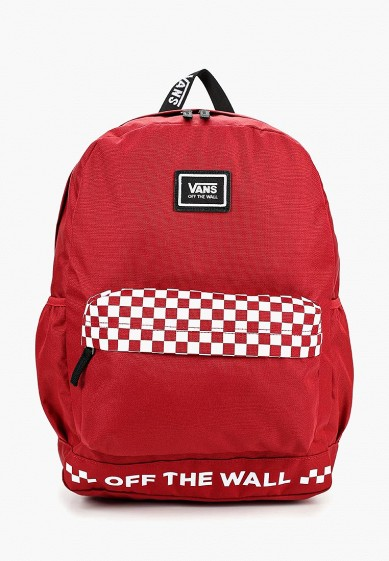 Купить Рюкзак Vans - цвет: бордовый, Вьетнам, VA984BWCAHZ6