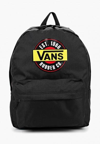 Купить Рюкзак Vans - цвет: черный, Вьетнам, VA984BWCAHZ8