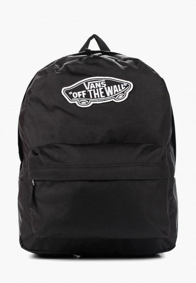 Купить Рюкзак Vans - цвет: черный, Камбоджа, VA984BWVZR48
