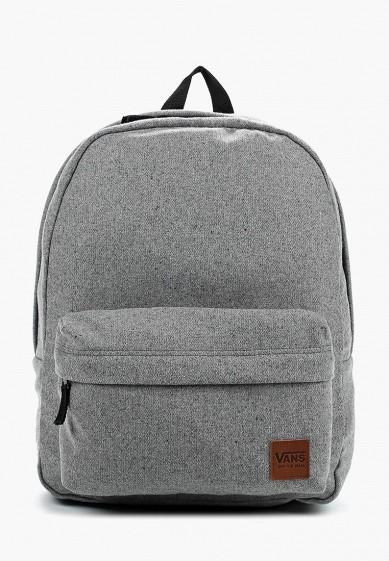 Купить Рюкзак Vans - цвет: серый, Индонезия, VA984BWVZR62