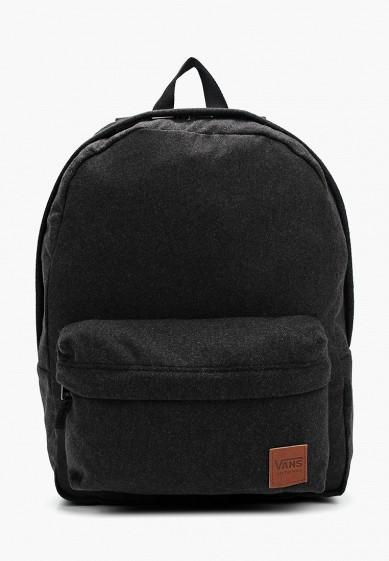 Купить Рюкзак Vans - цвет: черный, Индонезия, VA984BWVZR63