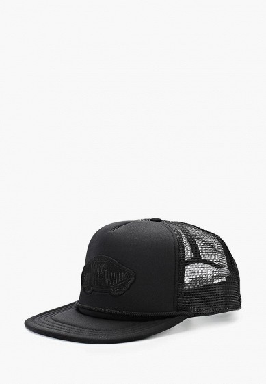 Купить Бейсболка Vans - цвет: черный, Китай, VA984CMAVZ40