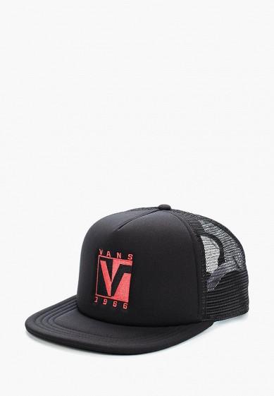 Купить Бейсболка Vans - цвет: черный, Китай, VA984CMBMWU7