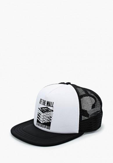 Купить Бейсболка Vans - цвет: белый, Китай, VA984CMBMWU8