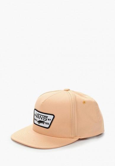 Купить Бейсболка Vans - цвет: коралловый, Швейцария, VA984CUAJWQ9