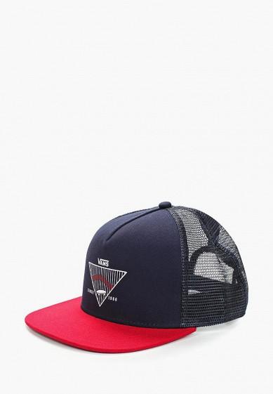 Купить Бейсболка Vans - цвет: синий, Китай, VA984CUAJWR6