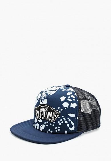 Купить Бейсболка Vans - цвет: синий, Китай, VA984CUAJWR7