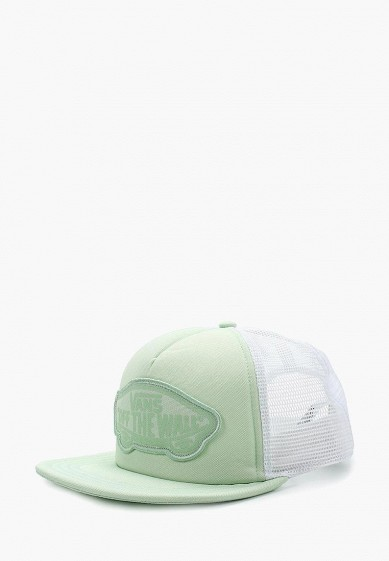 Купить Бейсболка Vans - цвет: зеленый, Китай, VA984CWAJWV9