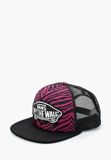 Купить Бейсболка Vans - цвет: черный, Китай, VA984CWBMWU3