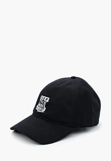 Купить Бейсболка Vans - цвет: черный, Китай, VA984CWBMWV0