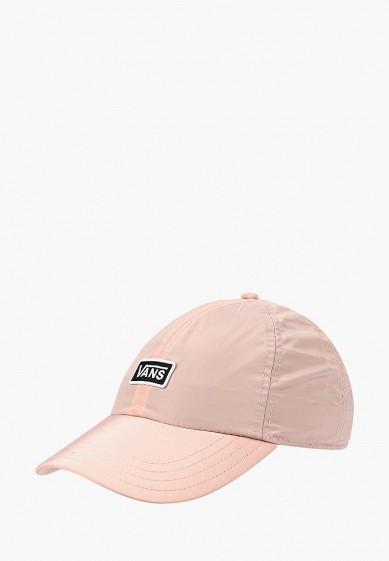 Купить Бейсболка Vans - цвет: розовый, Китай, VA984CWCAHX4