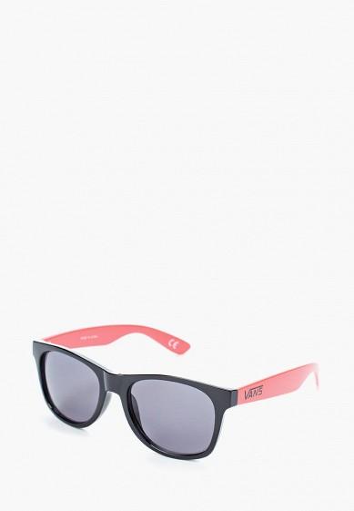 Купить Очки солнцезащитные Vans - цвет: черный, Китай, VA984DMBMOI2