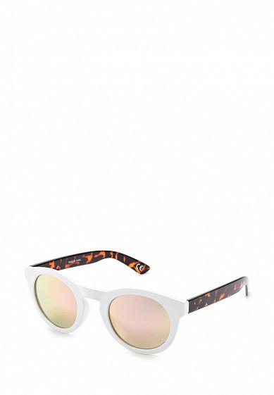 Купить Очки солнцезащитные Vans - цвет: белый, Китай, VA984DWAJWV1