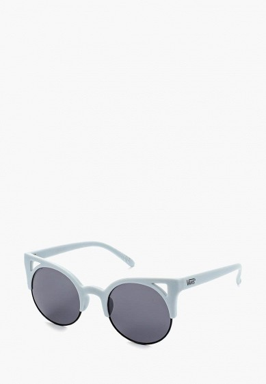 Купить Очки солнцезащитные Vans - цвет: голубой, Китай, VA984DWAJWV5
