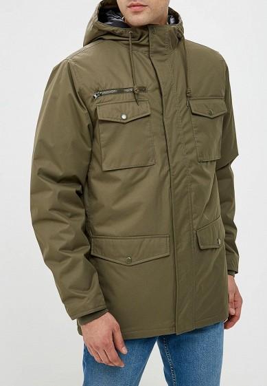Купить Куртка утепленная Vans - цвет: хаки, Китай, VA984EMCAJZ4