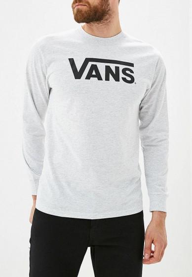 Купить Лонгслив Vans - цвет: серый, Грузия, VA984EMCAKA7