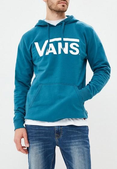 Купить Худи Vans - цвет: бирюзовый, Болгария, VA984EMCAKG7