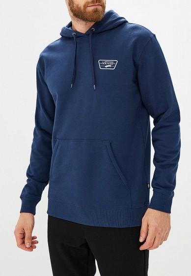 Купить Худи Vans - цвет: синий, Болгария, VA984EMCAKG8