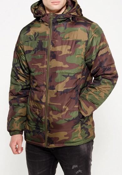 Купить Куртка утепленная Vans - цвет: хаки, Китай, VA984EMVZR99