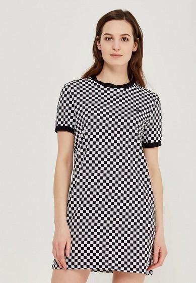 Купить Платье Vans - цвет: мультиколор, Вьетнам, VA984EWAJXN4