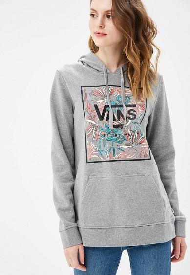 Купить Худи Vans - цвет: серый, Китай, VA984EWAJXP1