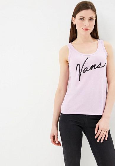 Купить Майка Vans - цвет: фиолетовый, Грузия, VA984EWBMOM3