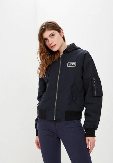 Купить Куртка утепленная Vans - цвет: черный, Китай, VA984EWCAKS4